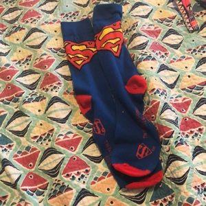 💚🚗Superman Socks
